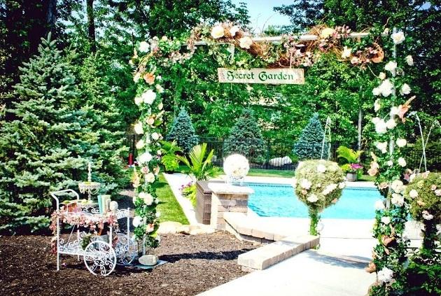 decoracao jardim secreto : decoracao jardim secreto:Jardim secreto