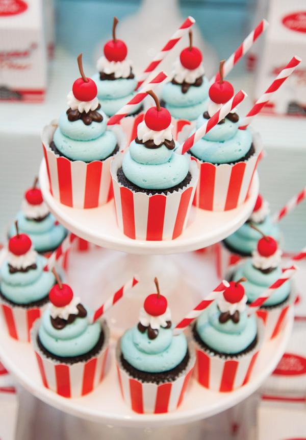 cupcake-sundae